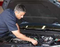 Working Under the Hood - Auto Repair